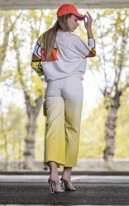 Pantalon amplio